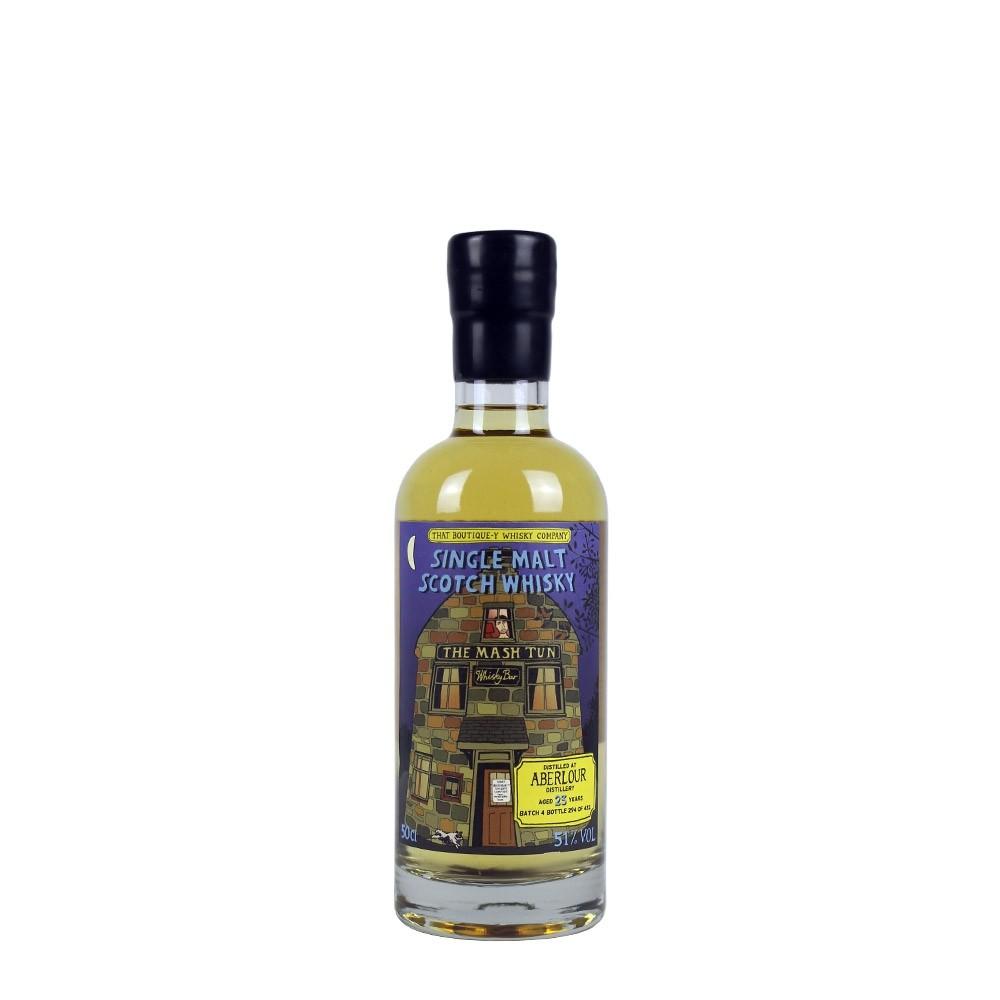 Aberlour 25 Jahre Batch 4, That Boutique-Y Whisky Company