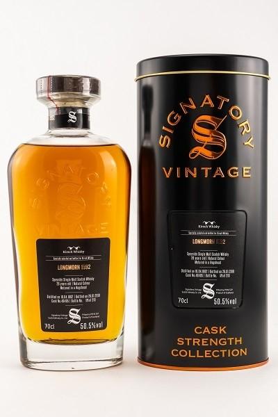 Caol Ila Single Malt Signatory Vintage Cask Strenght