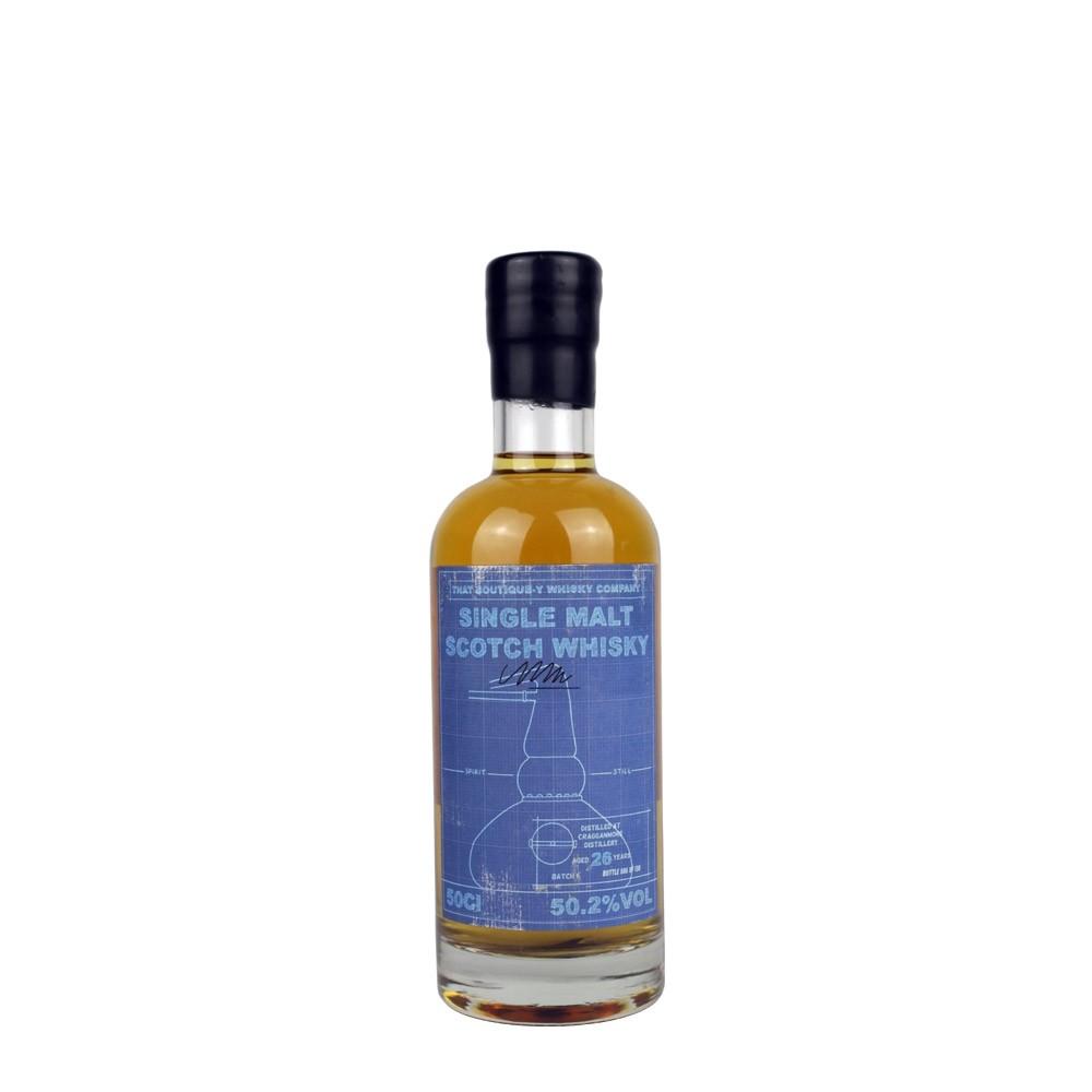 Cragganmore 26 Jahre Batch 1, That Boutique-Y Whisky Company