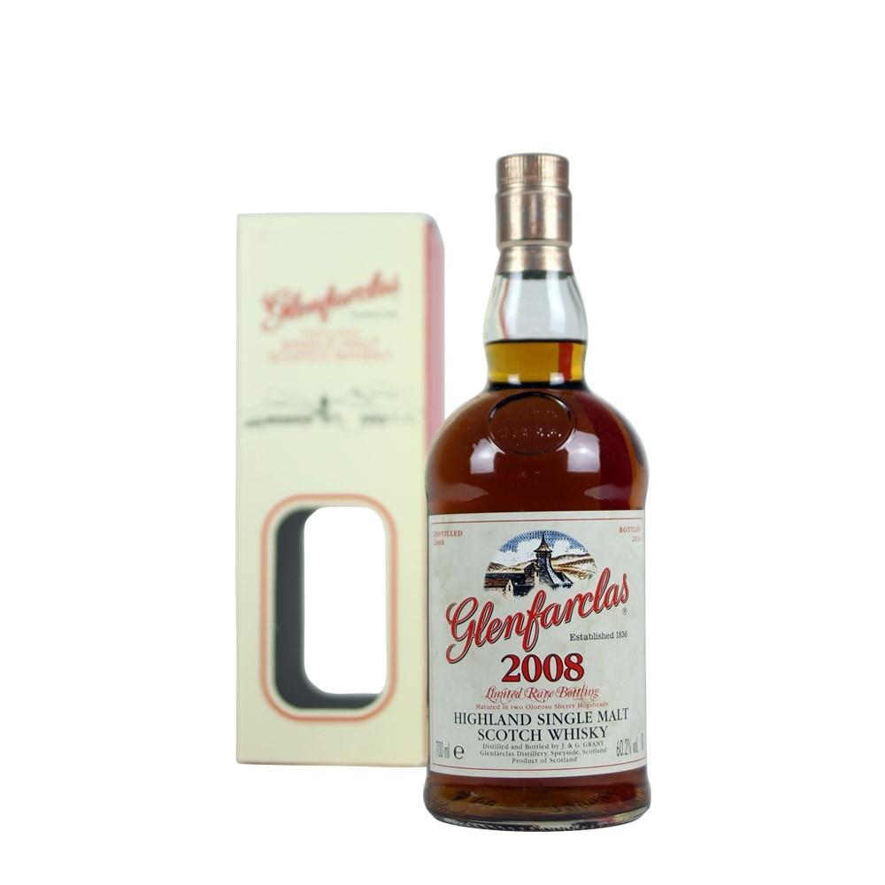 Glenfarclas 2008/2016 - Limited Rare Bottling