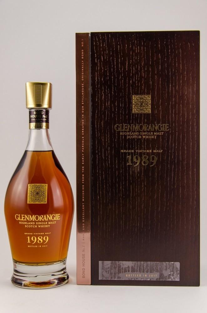 Glenmorangie Grand Vintage 1989/2017