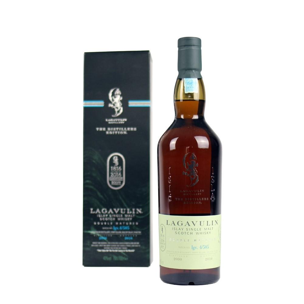 Lagavulin Distillers Edition 2000/2016