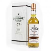 Laphroaig 27Jahre - 2017