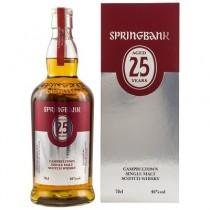 Springbank 25 Jahre (2020), 46,0%